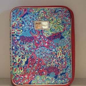 Lilly Pulitzer computer, I pad, tablet case.